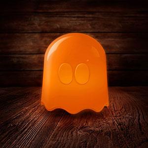 Pac-Man Ghost Lamp - Geek Decor
