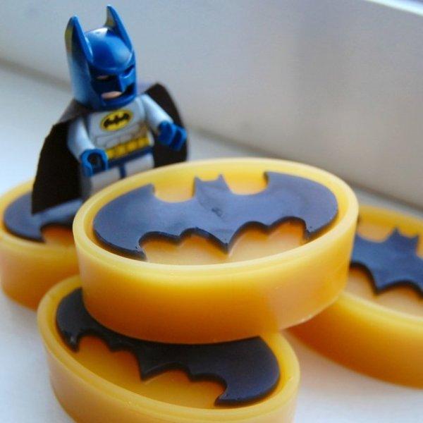 Batman Soap - Geek Decor