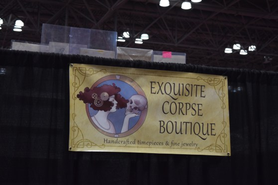 Exquisite Corpse Boutique at NYCC - Geek Decor 3