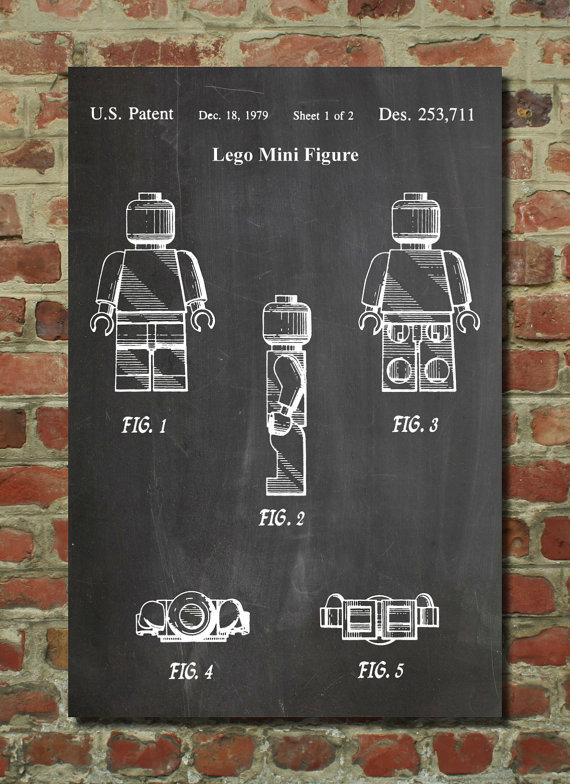 Patent Prints - Geek Decor