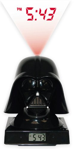 Darth Vader Alarm Clock - Geek Decor