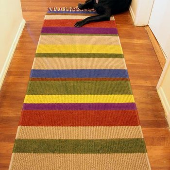 Doctor Who Rug Dog Approved - Geek Decor