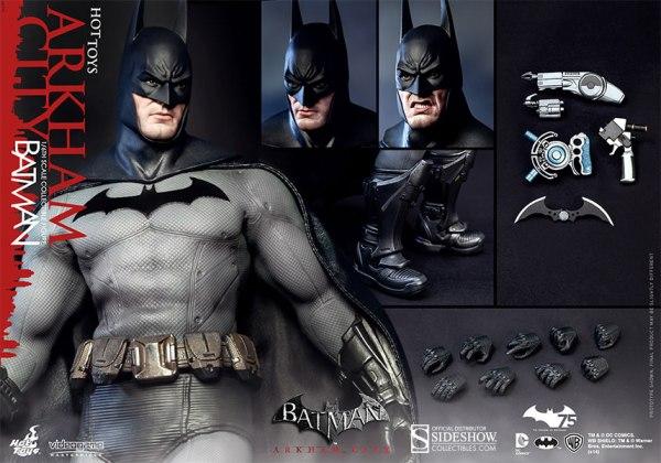 Batman Christmas Guide Arkham City 2 - Geek Decor