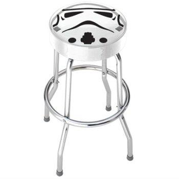 Star Wars Bar Stools Storm Trooper - Geek Decor