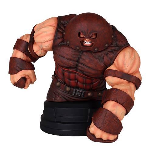 X-Men Juggernaut Mini-Bust - Geek Decor