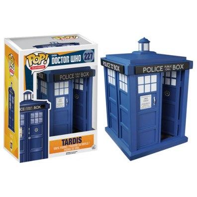 Doctor Who Pop Vinyl Tardis Figure - Geek Decor