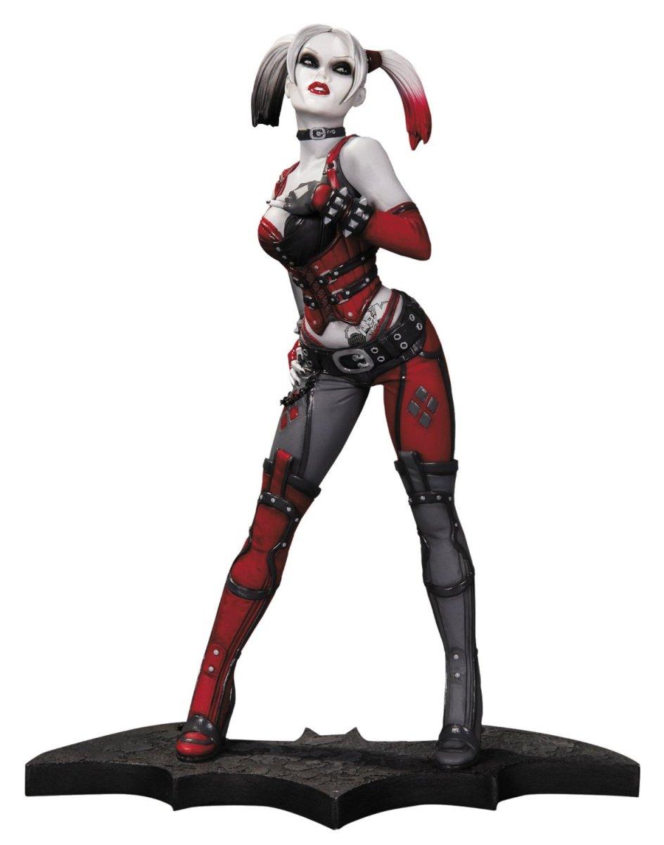 Arkham City Statue Harley Quinn Statue