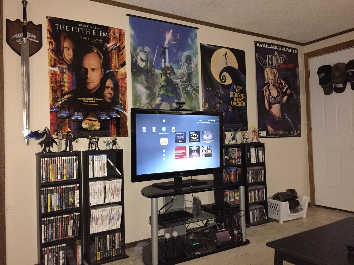 The Geekiest Apartment You Ever Saw