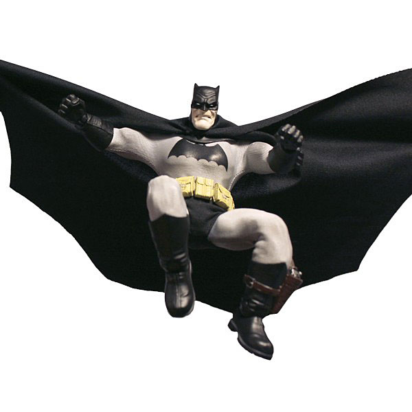 Collect the dark knight batman figure geek decor for Dark knight mural
