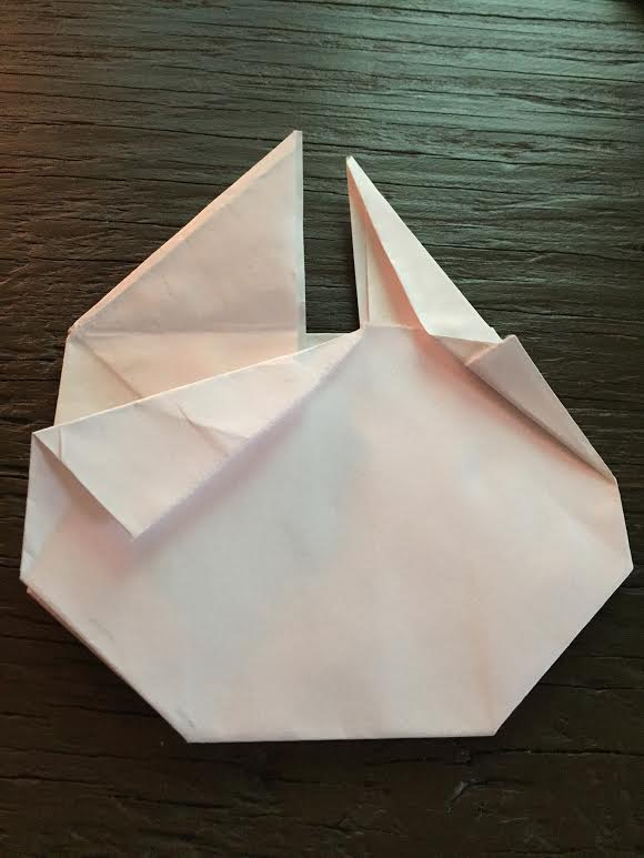 Millennium Falcon Origami Photo Geek Decor 21 Geek Decor