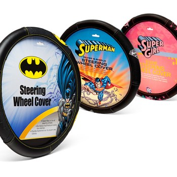 DC Steering Wheel Covers - Geek Decor