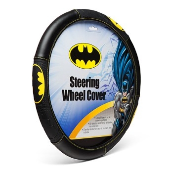 DC Steering Wheel Cover Batman - Geek Decor