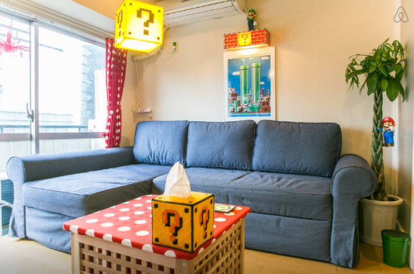 Super Mario Apartment Part 4   Geek Decor. A Nerd Approved Super Mario Apartment   Geek Decor