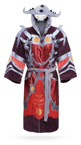 WOW Malefic Robe - Geek Decor