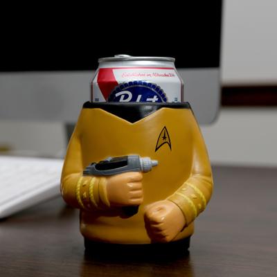 Captain Kirk Drink Kooler - Geek Decor