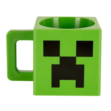 Minecraft Creeper Mug - Geek Decor