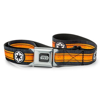 Star Wars Belt, Empire -- Geek Decor