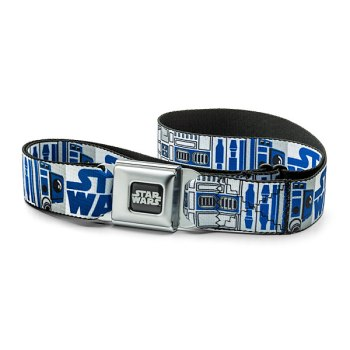 Star Wars Belt, R2-D2 -- Geek Decor