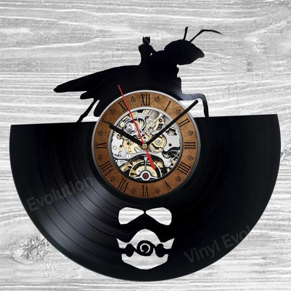 Ant Man Clock - Geek Decor