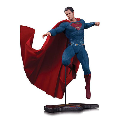 Dawn of Justice Superman Statue - Geek Decor