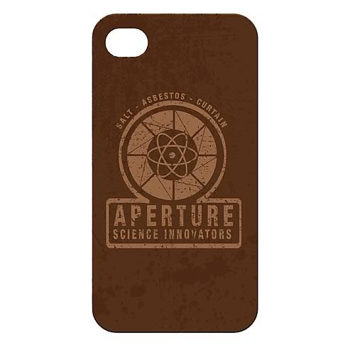 Portal 2: 1940s Aperture Science iPhone Case