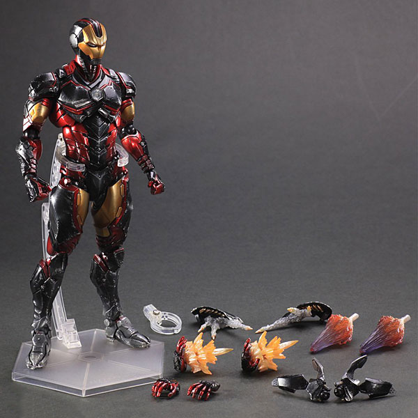 Iron Man Variant Figure - Geek Decor