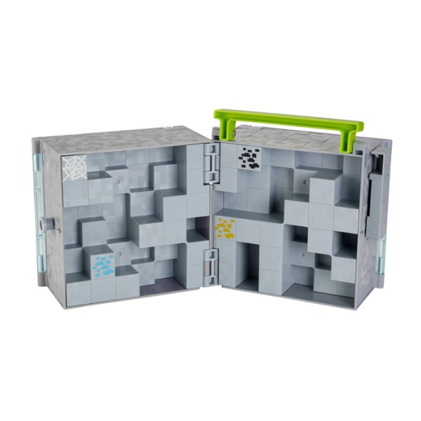 Minecraft Collector Case Open - Geek Decor