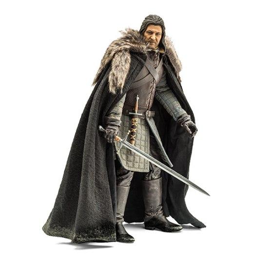 Eddard Stark GOT Figure - Geek Decor