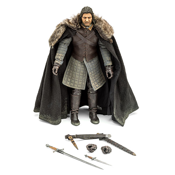 Eddard Stark GOT Figure Complete - Geek Decor
