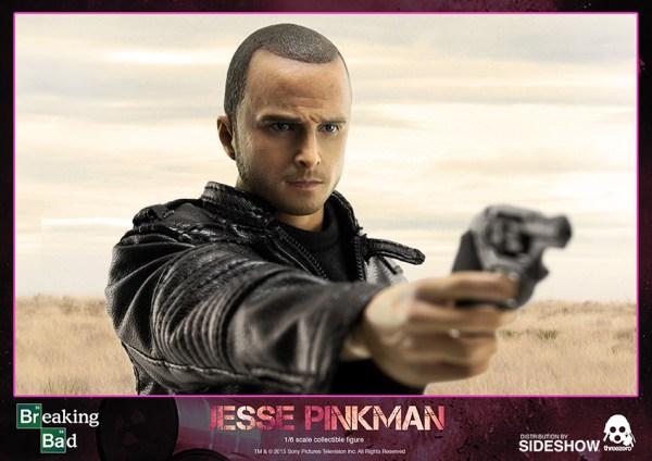 Jesse Pinkman Figure Gun - Geek Decor