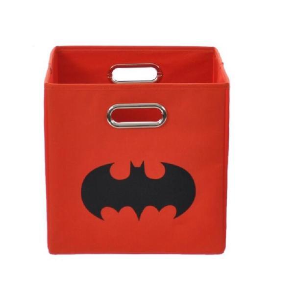 Justice League Bins - Batman Storage - Geek Decor