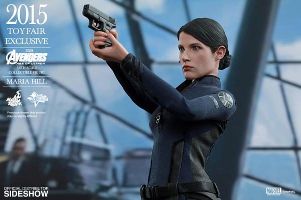 Maria Hill Aim - Geek Decor