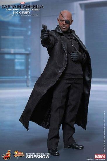 Nick Fury Figure - Geek Decor