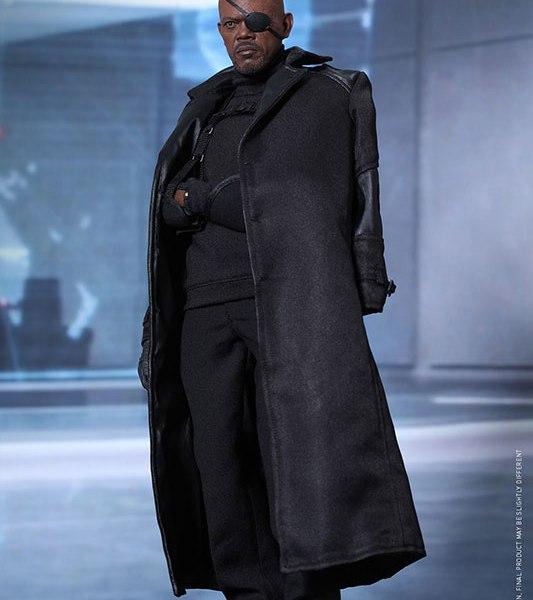 Nick Fury Figure Pose - Geek Decor
