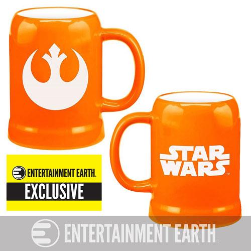 Rebel Alliance Limited Edition Mug -- Geek Decor