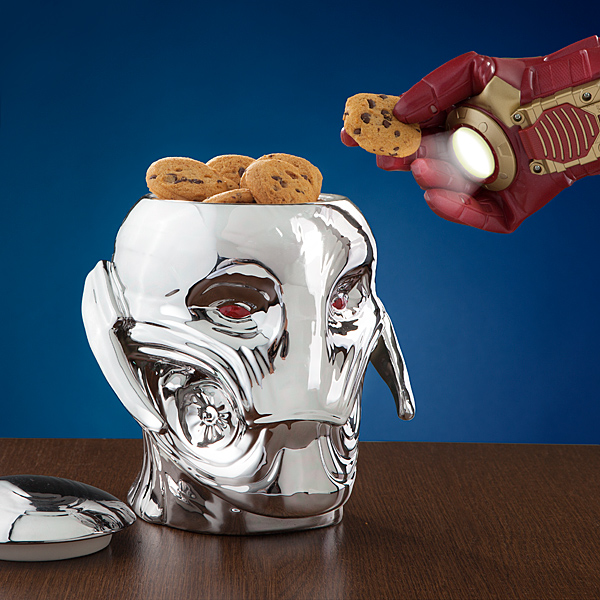 Ultron Cookie Jar -- Geek Decor