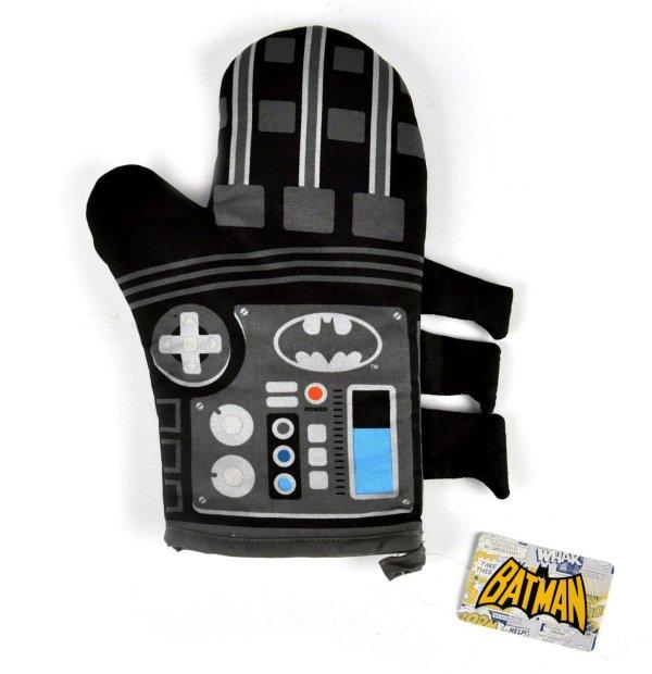 Batman Oven Mitt - Geek Decor