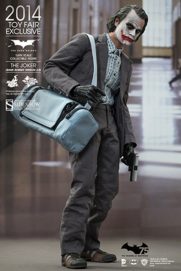 Bank Robber Joker Action Figure