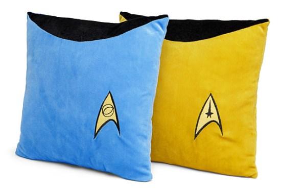 Star Trek Pillows - Geek Decor