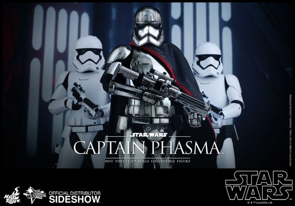 Captain Phasma - Geek Decor