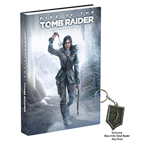 Rise of the Tomb Raider Collector's Edition Guide - Geek Decor