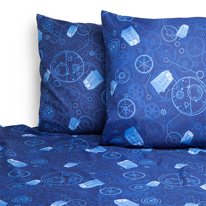 Doctor Who Sheets
