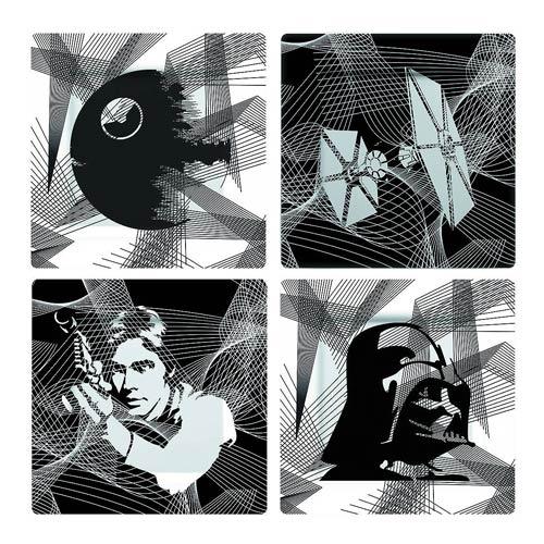 Star Wars Intergalactic Plate Set - Geek Decor