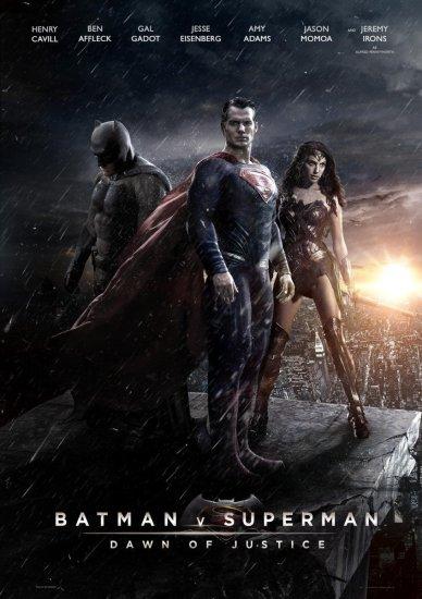 Superman Vs Batman Poster - Geek Decor