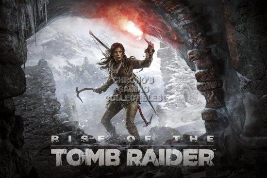 Tomb Raider Poster - Geek Decor