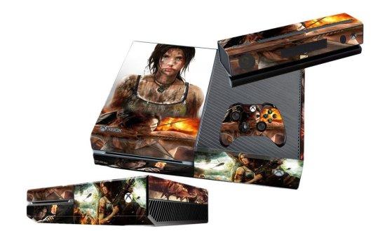 Tomb Raider Xbox One Skin - Geek Decor