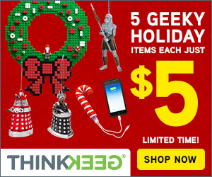 ThinkGeek 5 for $5 - Geek Decor