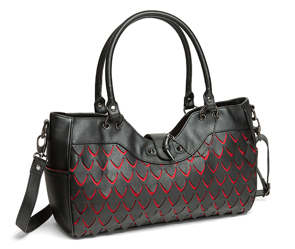 Dragonscale Ladies Bag - Geek Decor
