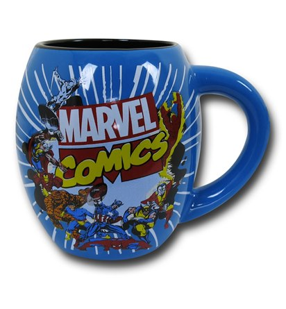 Marvel Comics Mug - Geek Decor