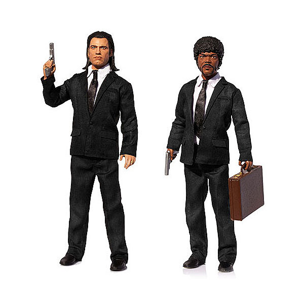 Pulp Fiction Talking Figures - Geek Decor